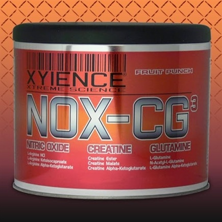 DROPPED: Xyience - NOX-CG3 Fruit Punch - 780 Grams