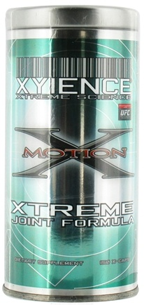 DROPPED: Xyience - X-Motion - 150 Capsules
