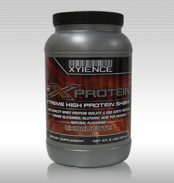 DROPPED: Xyience - X-Protein Extreme High Protein Shake Chocolate Flavor - 2 lbs.