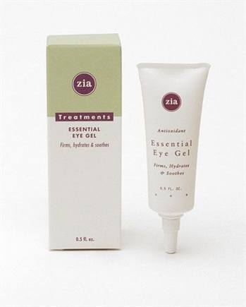 DROPPED: Zia - Essential Eye Gel(Firming treatment for tired or puffy eyes.) - 0.5 oz.