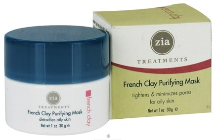 DROPPED: Zia - Treatments French Clay Purifying Mask - 1 oz.