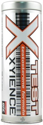 DROPPED: Xyience - XTEST Testosterone Booster - 120 Capsules