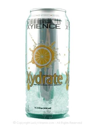 DROPPED: Xyience - Xydrate Re-Hydration Drink