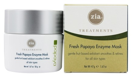 Zia - Treatments Fresh Papaya Enzyme Mask - 1.67 oz.