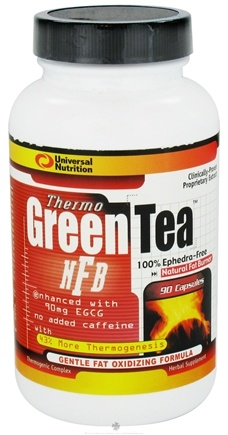 DROPPED: Universal Nutrition - ThermoGreen Tea - 90 Capsules CLEARANCE PRICED