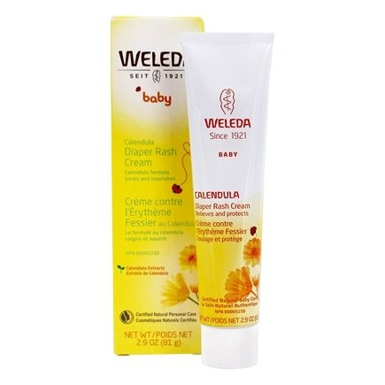 Weleda - Baby & Child Calendula Diaper Rash Cream - 2.8 oz.