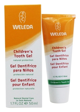 Weleda - Children's Tooth Gel - 1.7 oz.