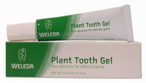 DROPPED: Weleda - Plant Gel Toothpaste - Travel Size - 0.44 oz.