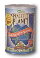 DROPPED: VegLife - Peaceful Planet High Protein Energy Shake Indian Chai - 16.7 oz.