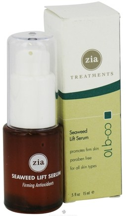 DROPPED: Zia - Treatments Seaweed Lift Serum - 0.5 oz.