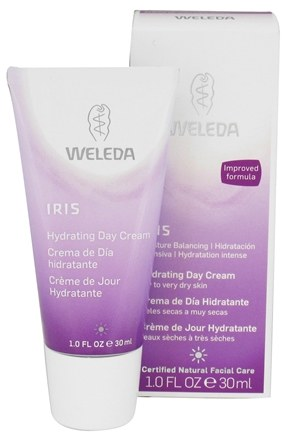 DROPPED: Weleda - Iris Hydrating Day Cream - 1 oz.