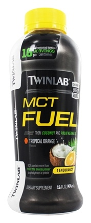 Twinlab - MCT Fuel Orange - 16 oz.