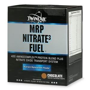 DROPPED: Twinlab - Mrp Nitrate 3 Fuel Chocolate - 20 Pack(s)