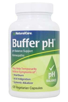 Vaxa - Buffer pH - 120 Vegetarian Capsules