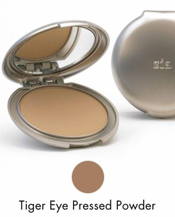 DROPPED: Zia - Foundation Powder Compact Tiger - 0.5 oz.