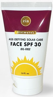 DROPPED: Zia - Ultimate Age-Defying Solar Care Face 15 SPF - 1.8 oz.