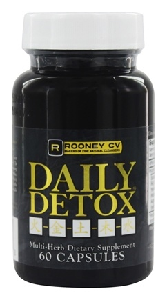 Wellements - Daily Detox Capsules - 60 Capsules