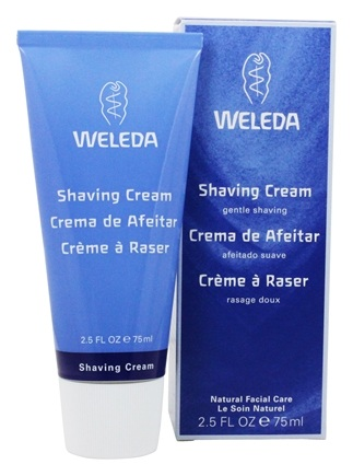 Weleda - Shaving Cream - 2.5 oz.