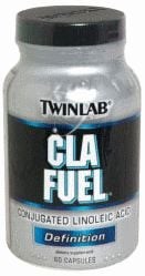 DROPPED: Twinlab - CLA Fuel - 60 Capsules