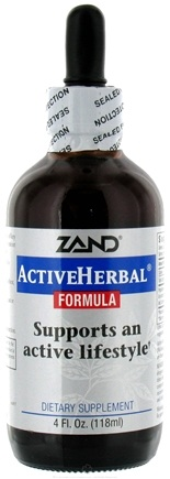DROPPED: Zand - ActiveHerbal Formula - 4 oz. CLEARANCE PRICED