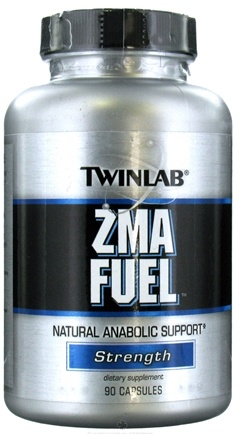 DROPPED: Twinlab - ZMA Fuel - 90 Capsules