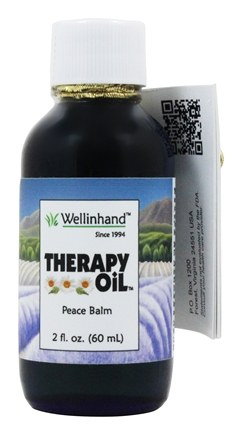Wellinhand - Therapy Oil - 2 oz.
