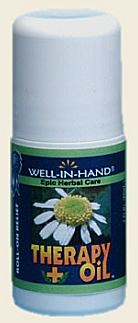 DROPPED: Wellinhand - Therapy Oil Roll-On - 2 oz.