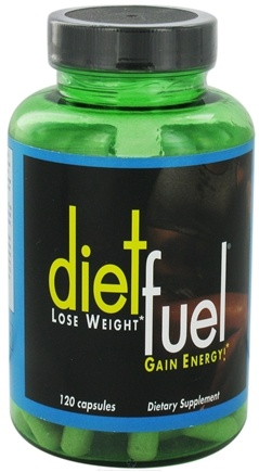 DROPPED: Twinlab - Diet Fuel Ephedra Free - 120 Capsules CLEARANCE PRICED