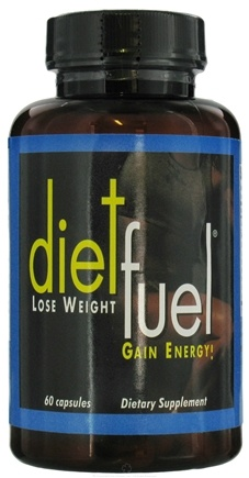 DROPPED: Twinlab - Diet Fuel Ephedra Free - 60 Capsules CLEARANCE PRICED
