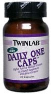DROPPED: Twinlab - Daily One - 30 Capsules