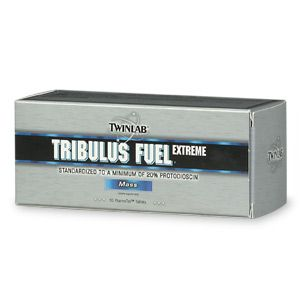 DROPPED: Twinlab - Tribulus Fuel Extreme Mass - 60 Tablets
