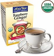 DROPPED: Yogi Tea - Digestive Aid Raspberry Ginger