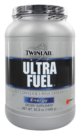 Twinlab - Ultra Fuel Powder Orange - 52.8 oz. LUCKY PRICE