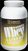 DROPPED: Ultimate Nutrition - Massive Whey Gainer Vanilla - 4 lbs.