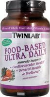 DROPPED: Twinlab - Food-Based Ultra Daily Tb - 90 Tablets