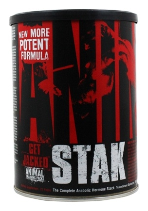 ANIMAL - Animal Stak Complete Anabolic Hormone Stack - 21 Pack(s)