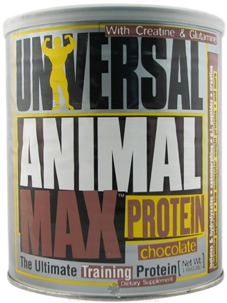 DROPPED: Animal Pak - Animal Max Protein Chocolate - 2.2 lbs.