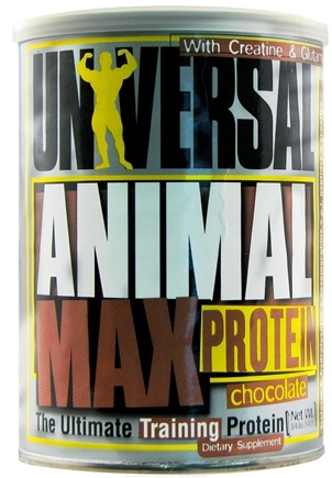 DROPPED: Animal Pak - Animal Max Protein Chocolate - 0.75 lb.