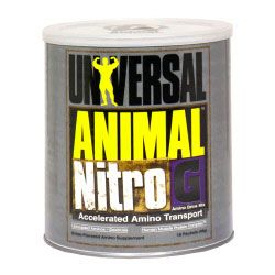 DROPPED: Universal Nutrition - Animal Nitro G Grape Flavor - 16 Packet(s)