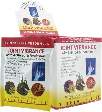 DROPPED: Vibrant Health - Joint Vibrance - 15 Packet(s)