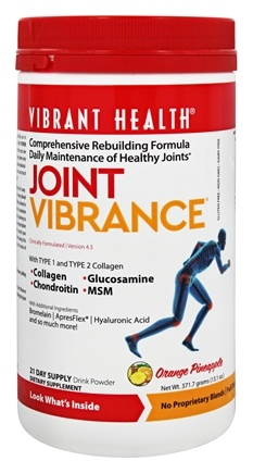 Vibrant Health - Joint Vibrance Version 4.3 - 13.1 oz.