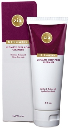 DROPPED: Zia - Ultimate Age Defying Deep Pore Cleanser - 4 oz.