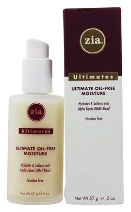 Zia - Ultimate Age Defying Oil-Free Moisture - 2 oz.