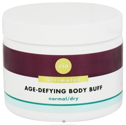 DROPPED: Zia - Ultimate Age-Defying Body Buff - Normal to Dry - 10 oz. CLEARANCE PRICED