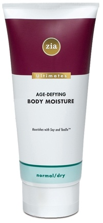 DROPPED: Zia - Ultimate Age-Defying Body Moisture - Normal to Dry - 7 oz. CLEARANCE PRICED