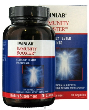 DROPPED: Twinlab - Immunity Booster - 90 Capsules CLEARANCED PRICED