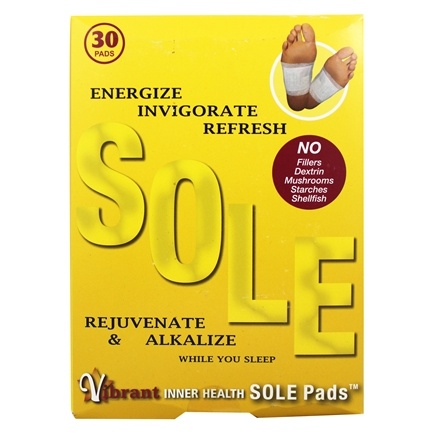 Inner Health - Sole Pads - 30 Patch(es)