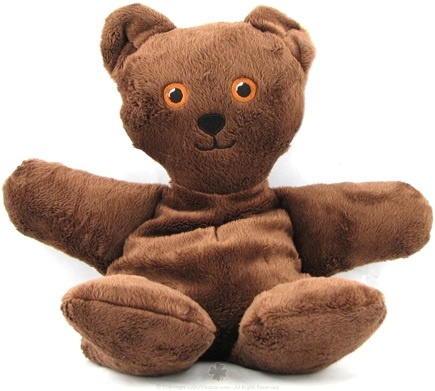 DROPPED: Grampa's Garden - Thera Bear Brown Plush