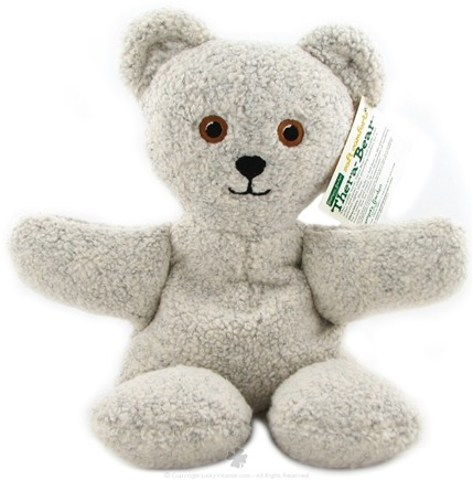 DROPPED: Grampa's Garden - Thera Bear Oatmeal Plush - CLEARANCE PRICED