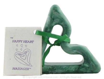 DROPPED: Grampa's Garden - Happy Heart Massage Tool Blue